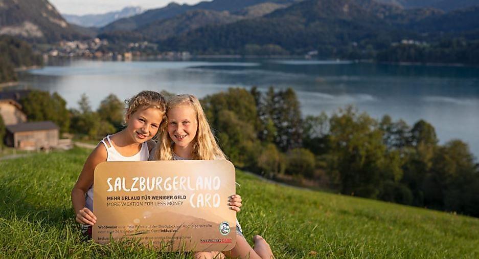 <p>SalzburgerLand Card</p>