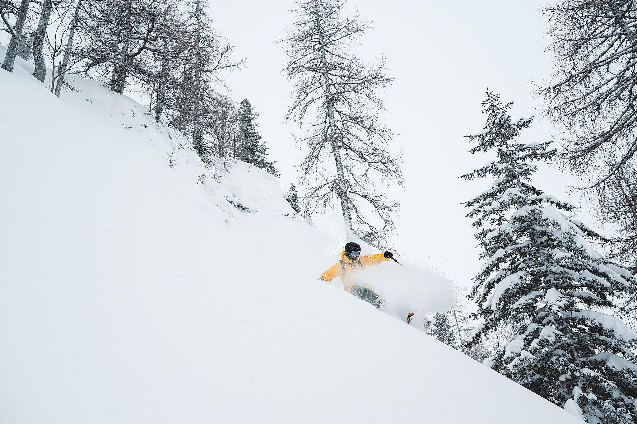 <p>Für alle Freerider bietet Zauchensee ein cooles Wintersportangebot.</p>